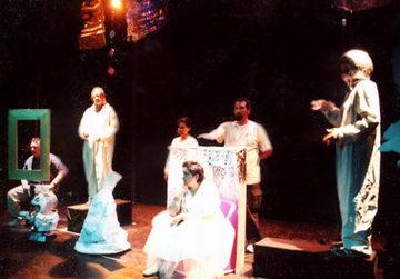 Clozapina Mon Amour | Scuola di Teatro Frammenti