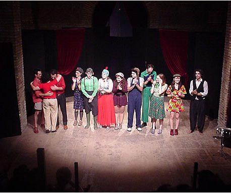 JE SUIS – Liberi Teatri